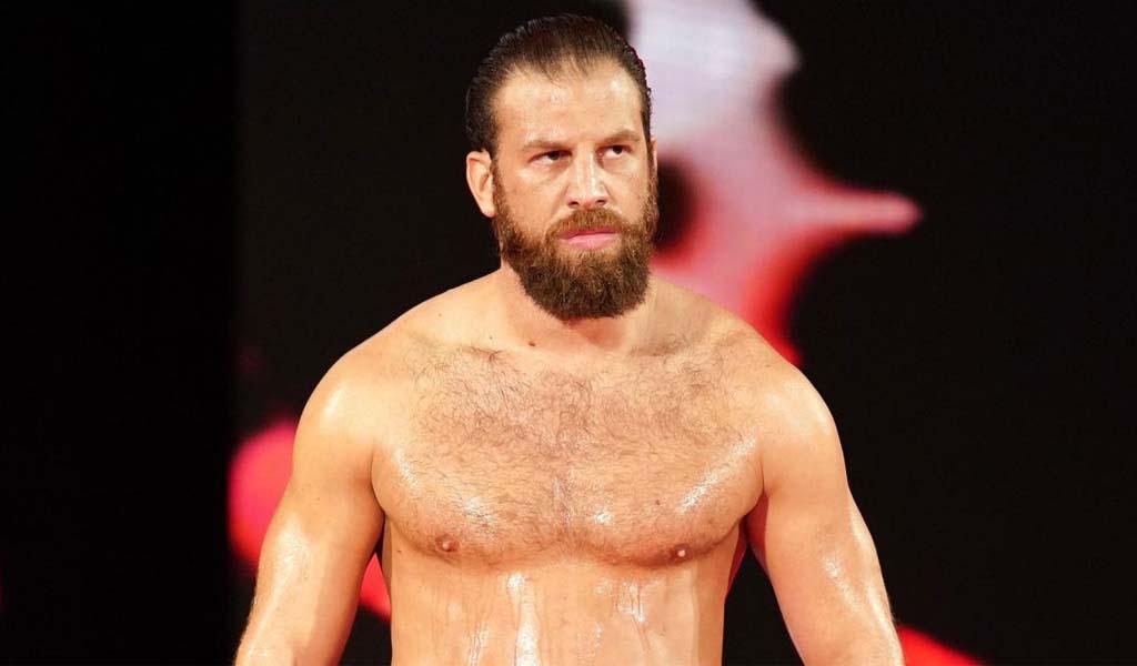 Drew Gulak signs new WWE deal