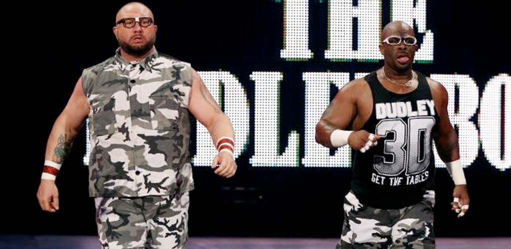Edge and Christian to induct The Dudley Boyz in the WWE Hall of Fame
