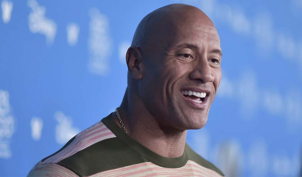 Dwayne Johnson's Red Notice Netflix movie halts production for two weeks
