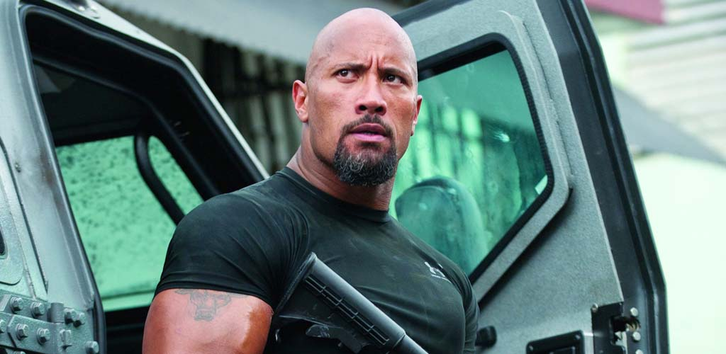 Dwayne Johnson gets pissed at Fast & Furious 8 co-stars