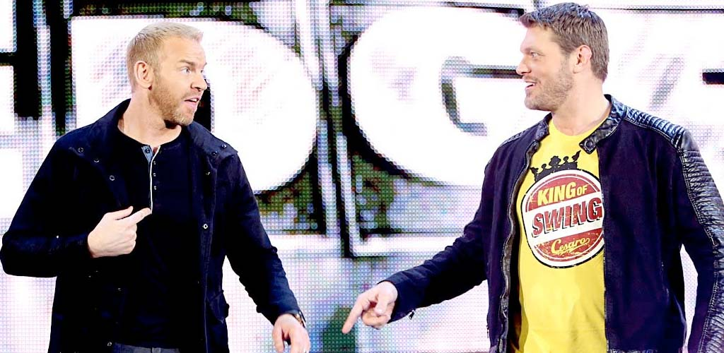 Edge & Christian return to WWE television tonight