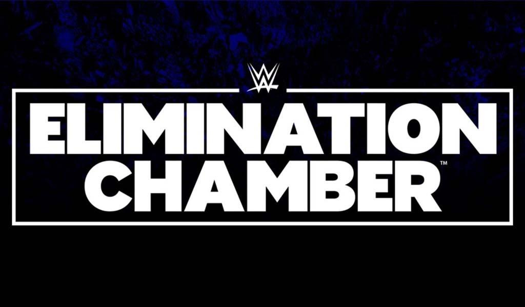 Arena spoils participants for the men's 2020 Elimination Chamber match