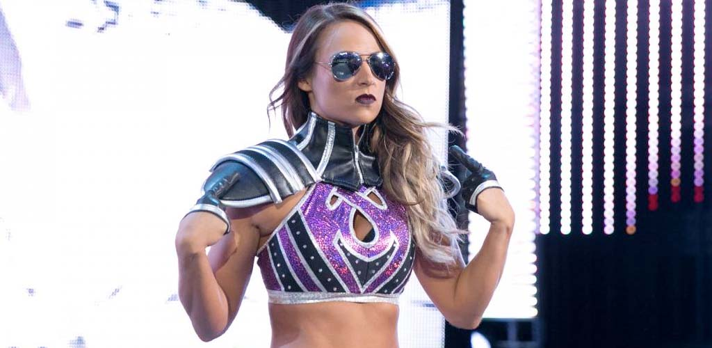 Emma returns to the ring….as special guest referee