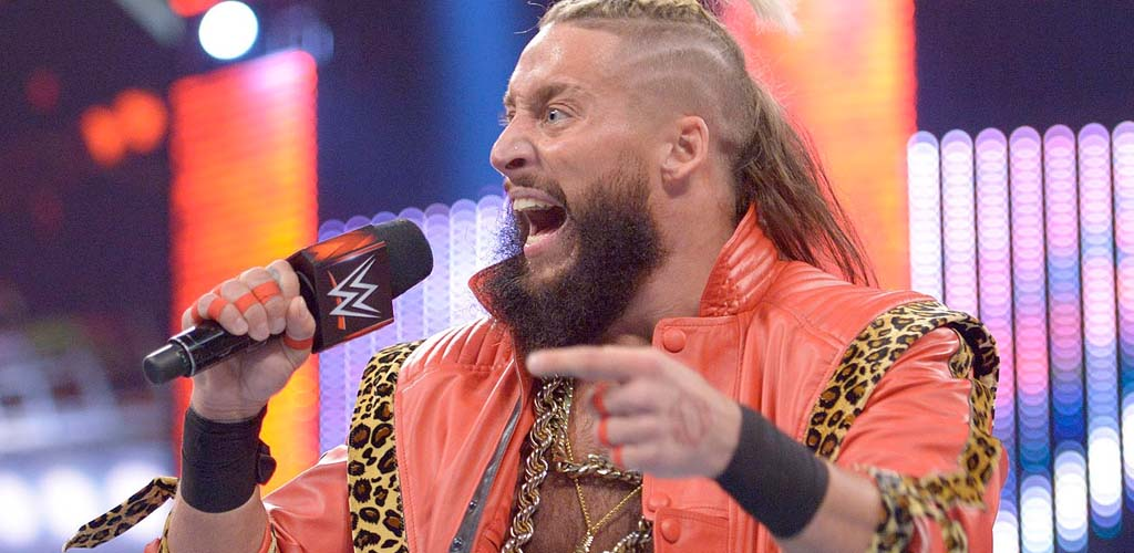 Twitter user accuses Enzo Amore of rape in October