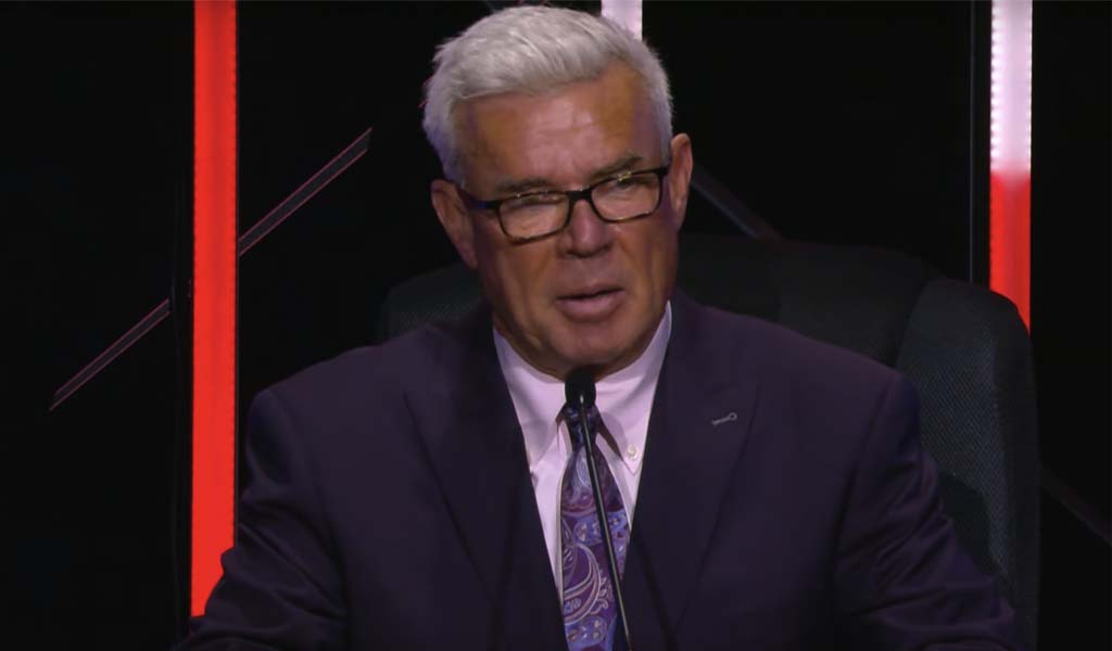 Eric Bischoff makes his AEW on-screen debut on Dynamite