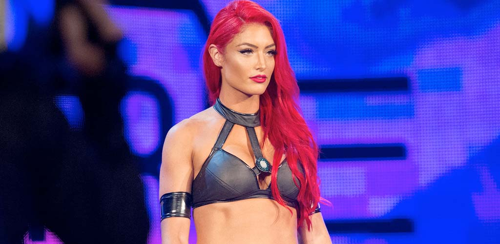 Eva Marie returns to the world of professional wrestling…as a host!