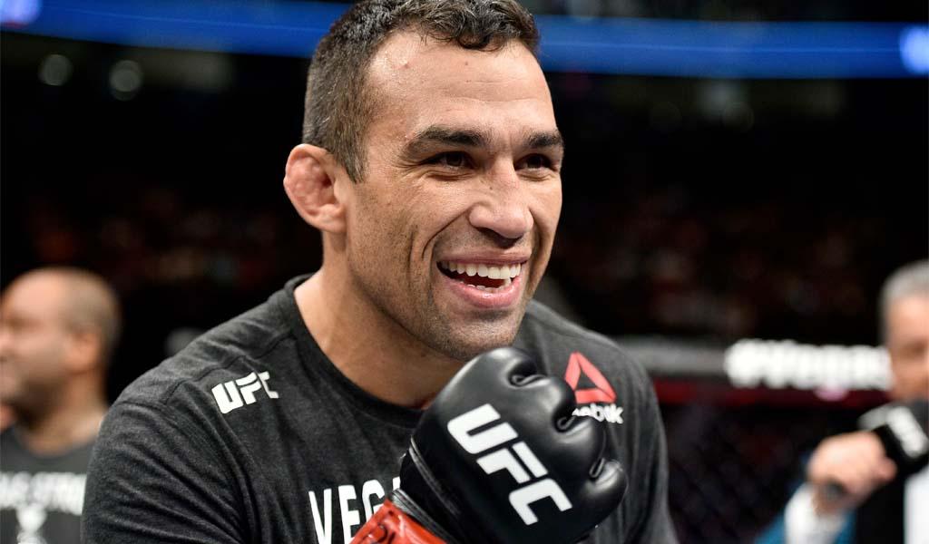 UFC's Fabrício Werdum wants WWE deal