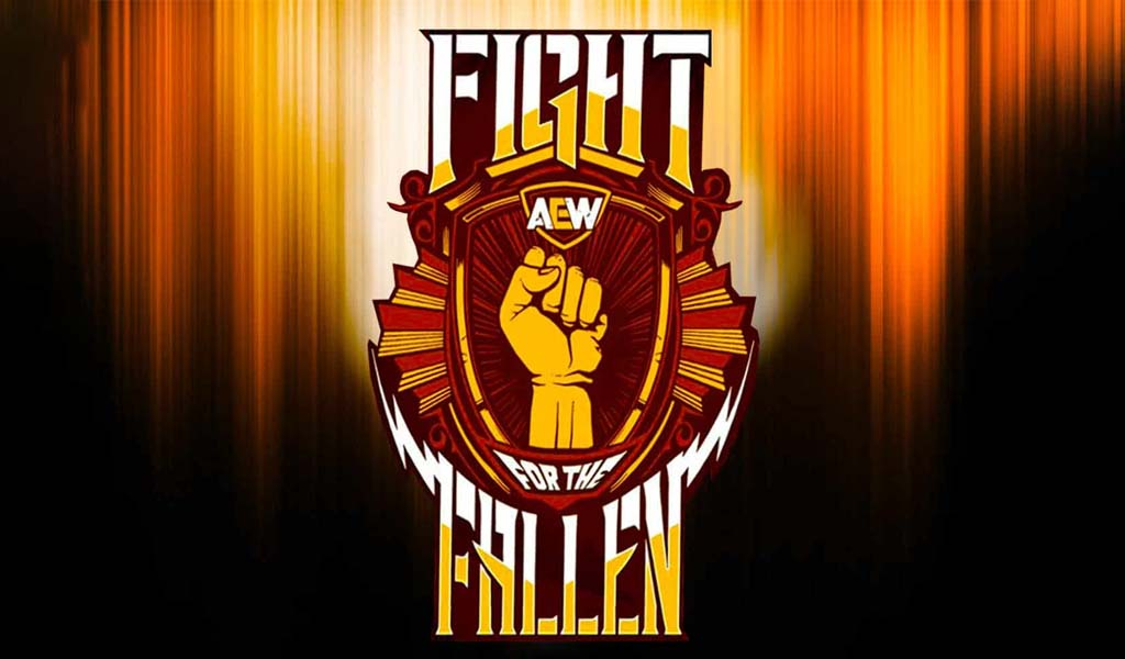 AEW announces two charity-driven initiatives for Fight For The Fallen