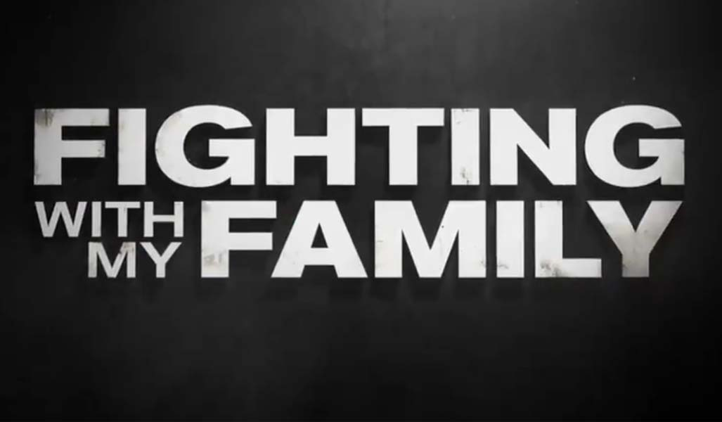 Full trailer for the Fighting With My Family movie out now