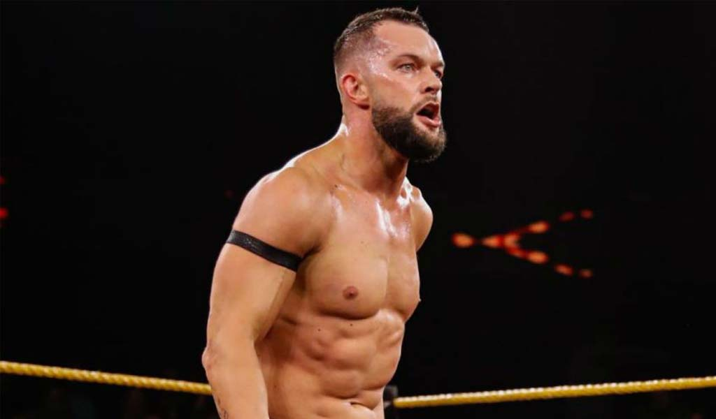 Finn Balor crowned new NXT champion