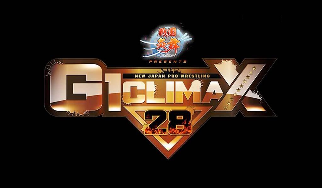 G1 Climax 28 B Block Night 4 – 07/26/2018