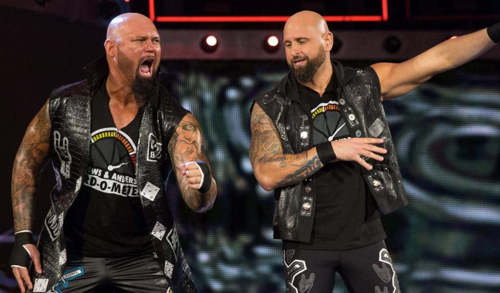 Luke Gallows and Karl Anderson move to Raw roster