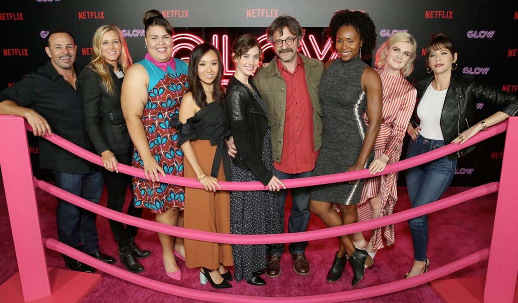 Netflix renews GLOW for third season