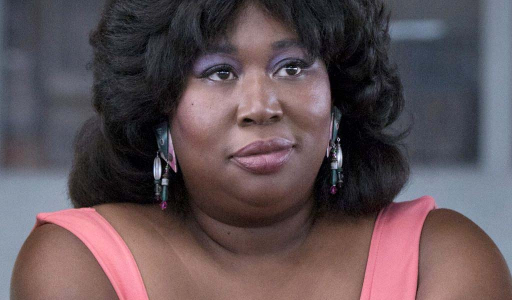 """Interview with Kia Stevens on GLOW and her character Tammé """"The Welfare Queen"""""""