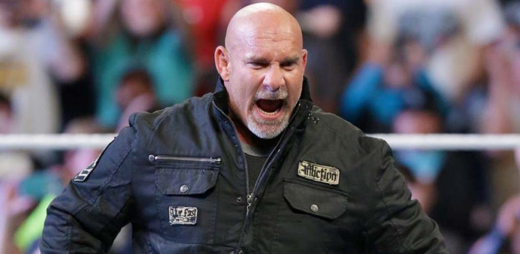 Goldberg appears on Raw, match with Ziggler official at SummerSlam