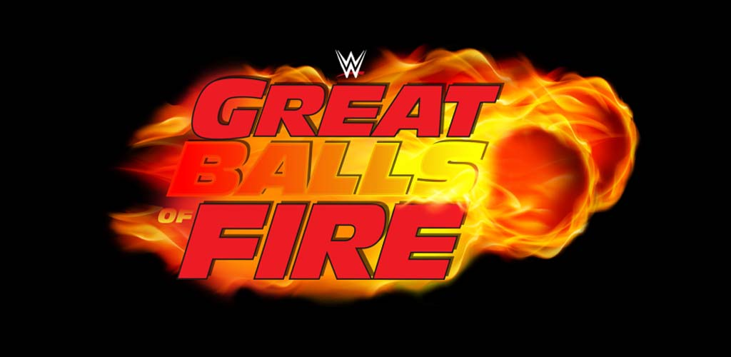 Five titles on the line at Great Balls of Fire this coming Sunday