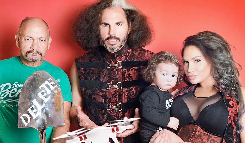 House Hardy Halloween special to air on WWE Network on 10/28
