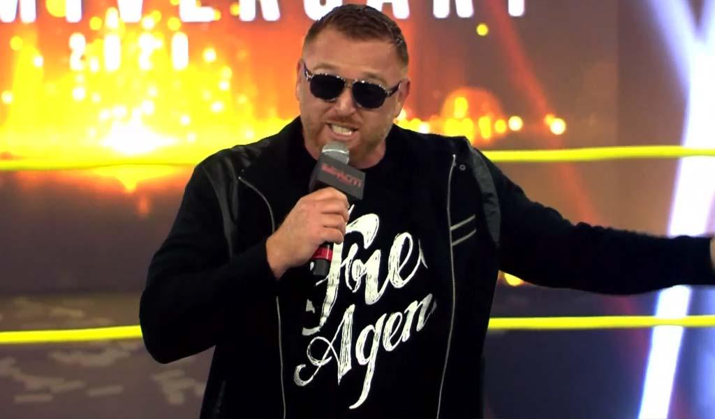 Heath Miller makes his Impact Wrestling debut