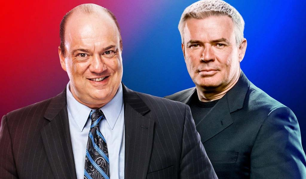 McMahon discusses the hiring of Heyman and Bischoff as new Executive Directors