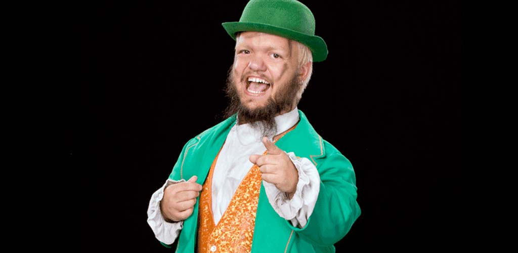 ECW Press to publish Hornswoggle's autobiography book