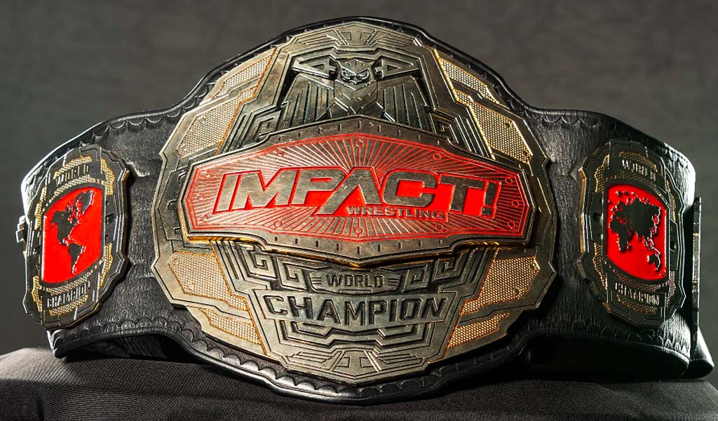 Fatal four-way match for the Impact World title announced for Slammiversary 2020