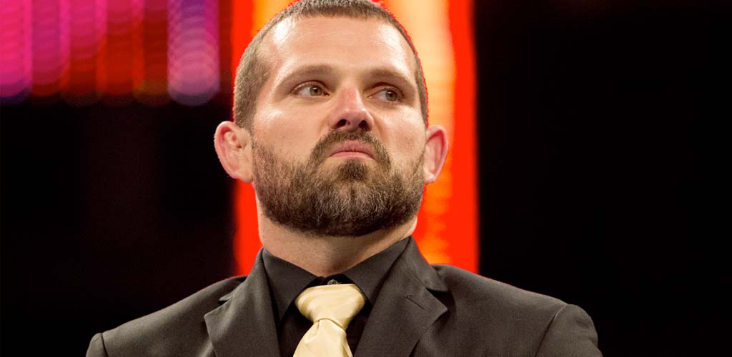 Another WWE producer, Jamie Noble, positive for coronavirus