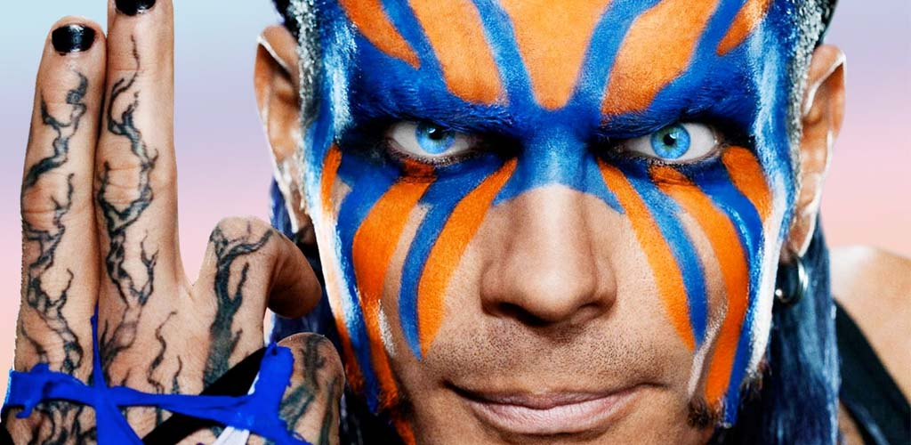 Jeff Hardy returns to action during Impact tapings