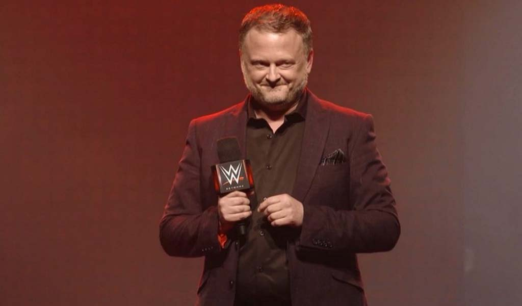 Jeremy Borash makes his WWE television debut on 205 Live