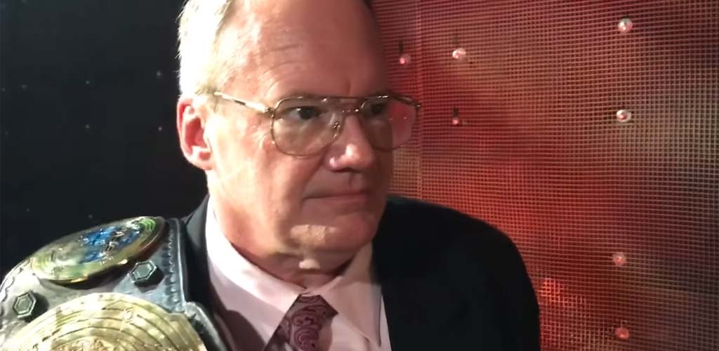 Jim Cornette explodes in profanity-filled tirade against Lynch getting pregnant