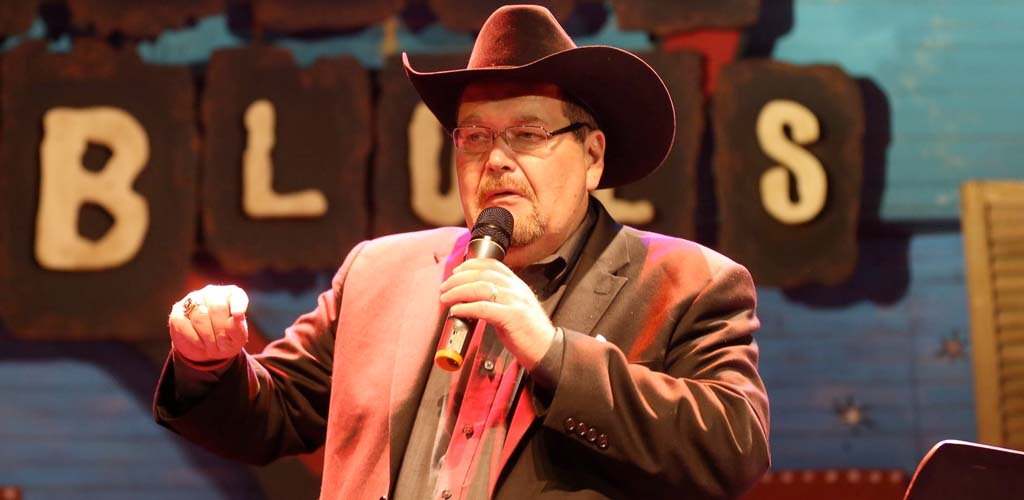 Grilling JR with Jim Ross and Conrad Thompson recap from Manchester, England