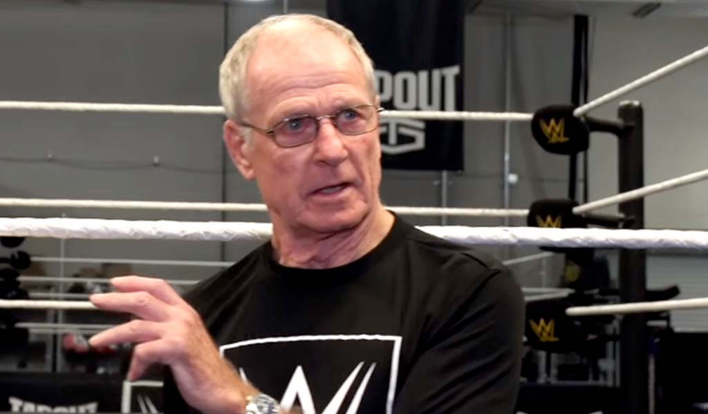 British wrestling legend Johnny Saint named WWE UK brand General Manager