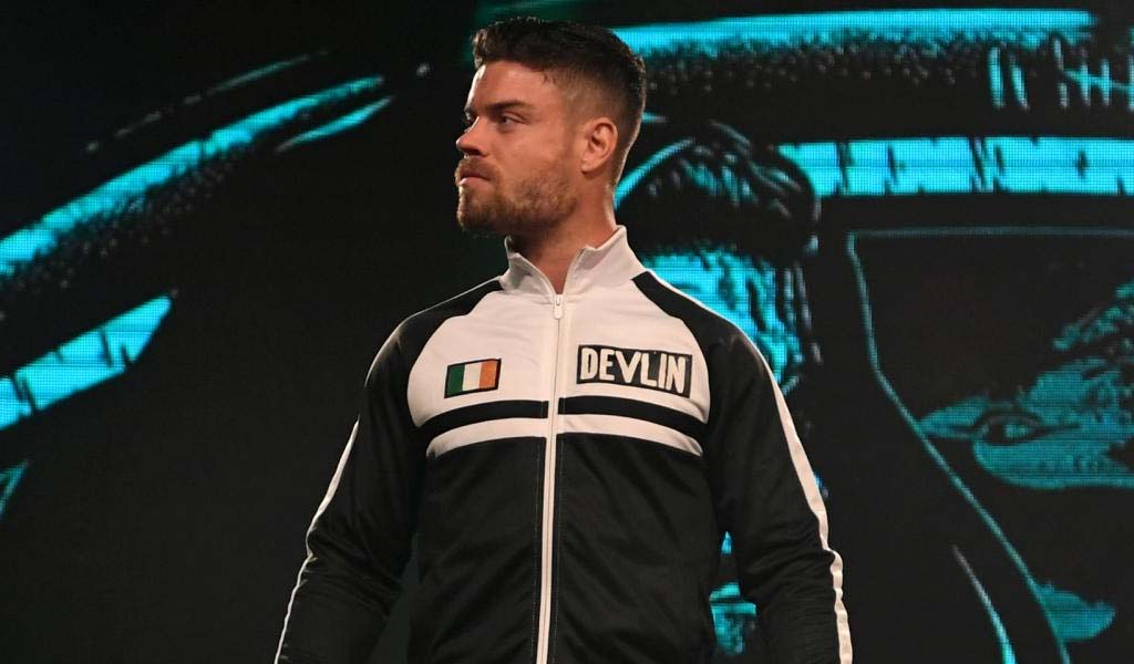 NXT UK star and Cruiserweight champ Jordan Devlin accused of domestic abuse, WWE investigating