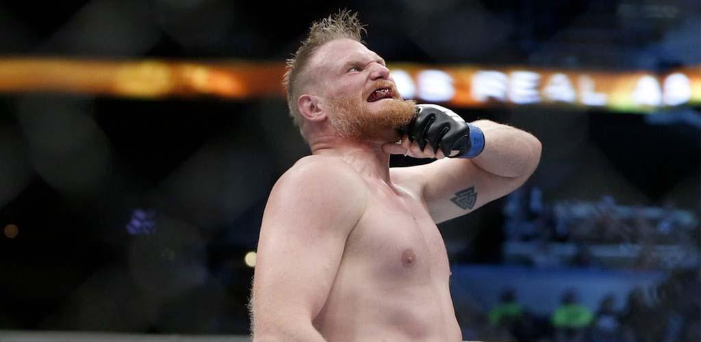 UFC star Josh Barnett debuts for TNA