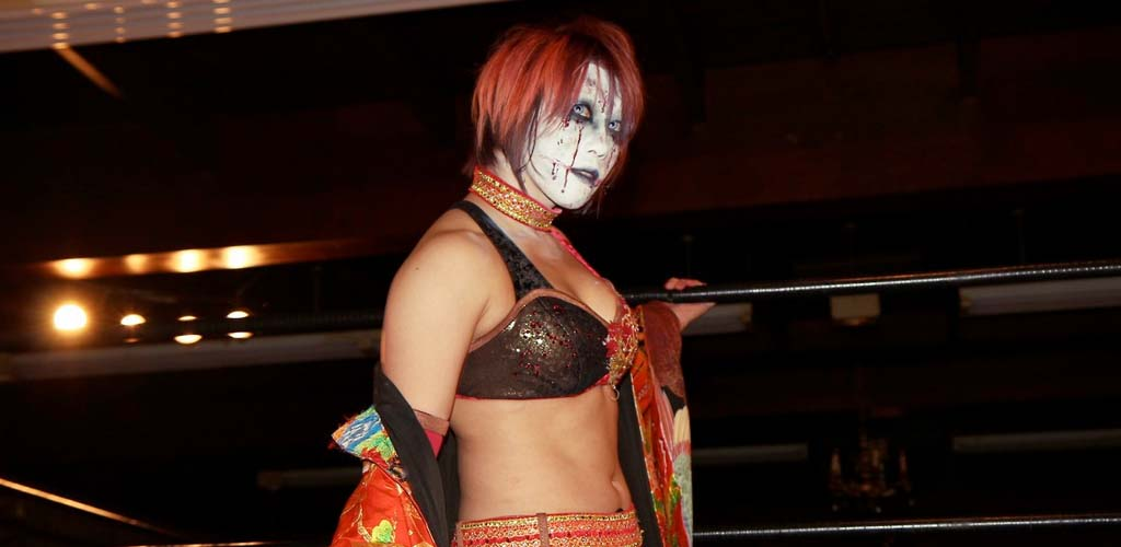 WWE signs Japanese female wrestler Kana