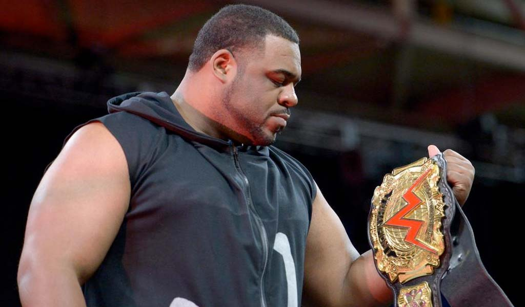Keith Lee appears at NXT Takeover: Chicago II