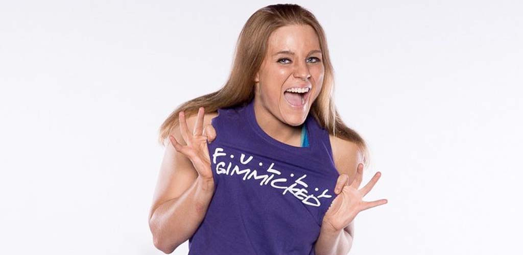 Kennadi Brink signs with WWE as the first female referee