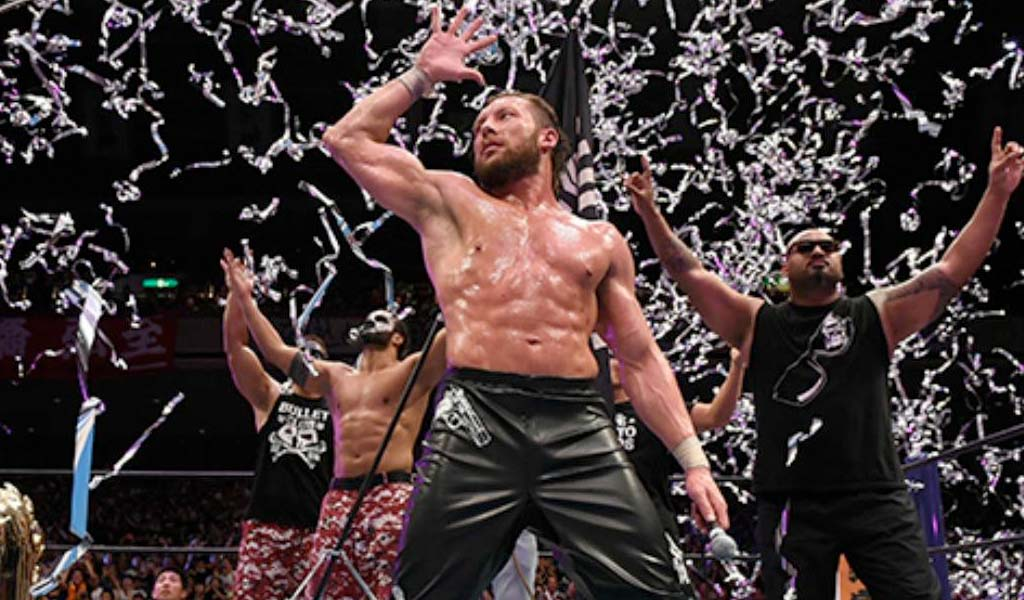 Kenny Omega's future path