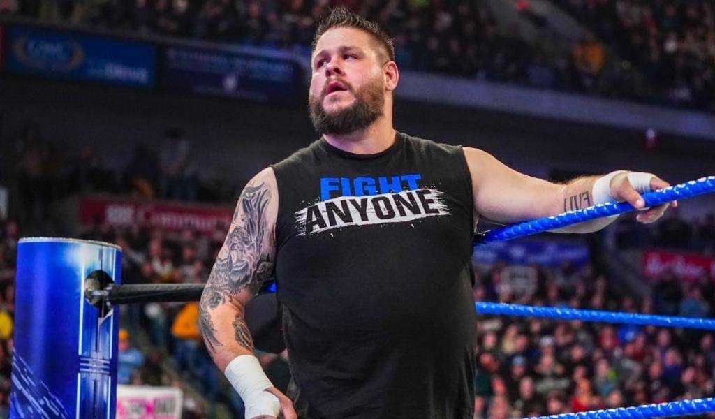 Kevin Owens unveiled as the fourth member of Team Ciampa