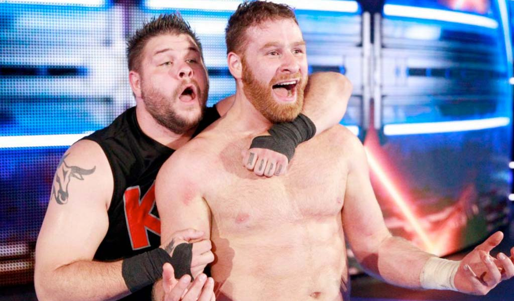 Zayn and Owens accept Daniel Bryan's challenge for WrestleMania