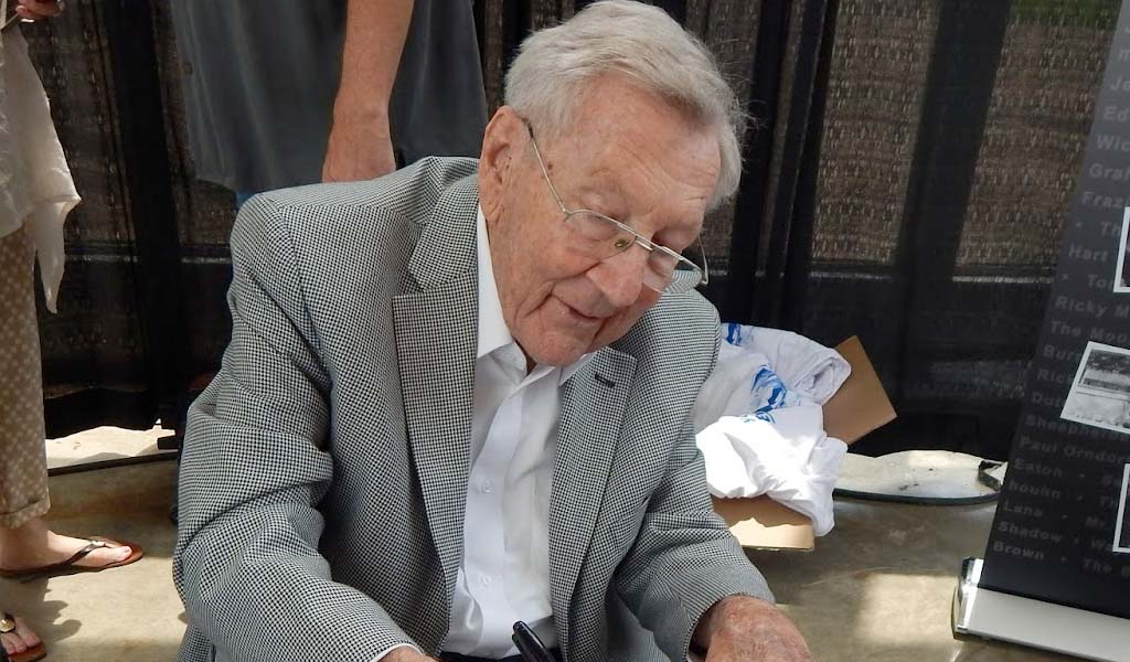 My friend, Lance Russell