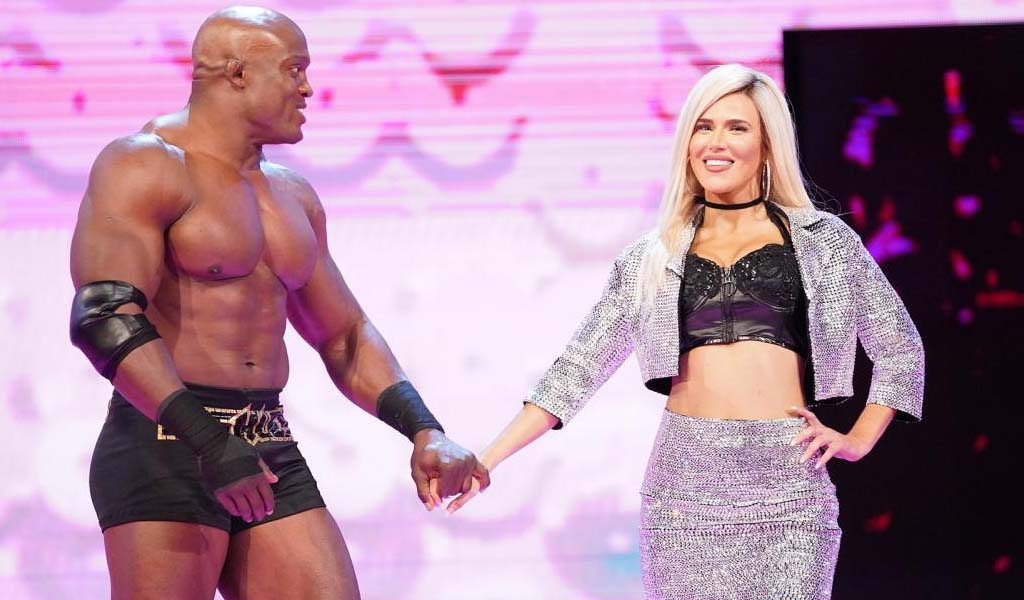 Oops! Arena security tackle Lashley/Lana's wedding officiant live on Raw by mistake!