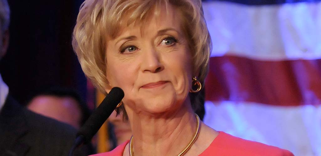 Linda McMahon reportedly being considered to be the next Secretary of Commerce