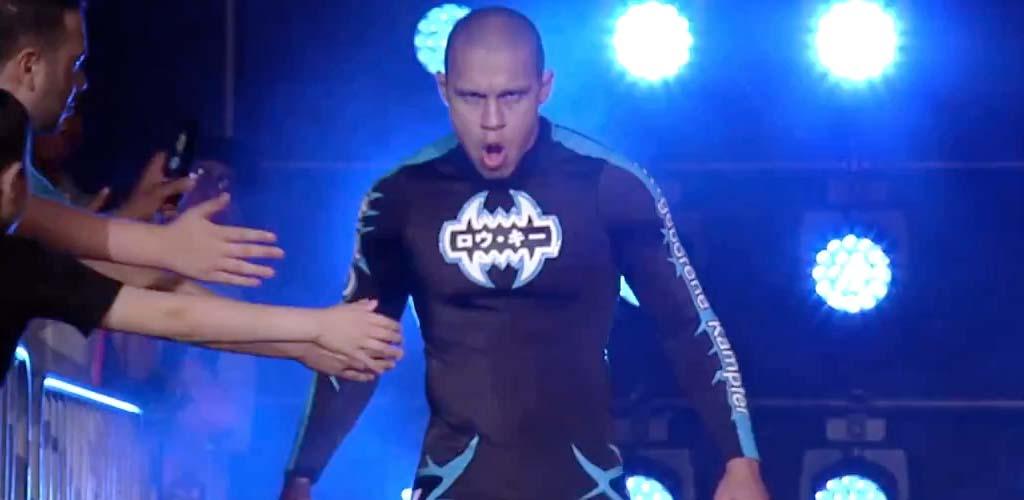 Low Ki departs Global Force Wrestling