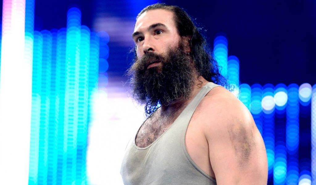 Luke Harper returns to help his tag team partner Erick Rowan