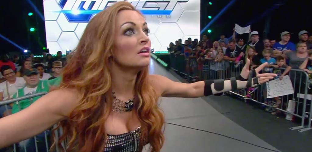 Maria Kanellis-Bennett also denies nude leaked photos are hers