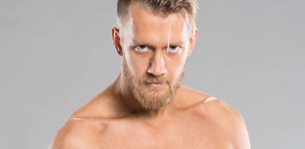 Mark Andrews stretchered out during final NXT show at Download Festival