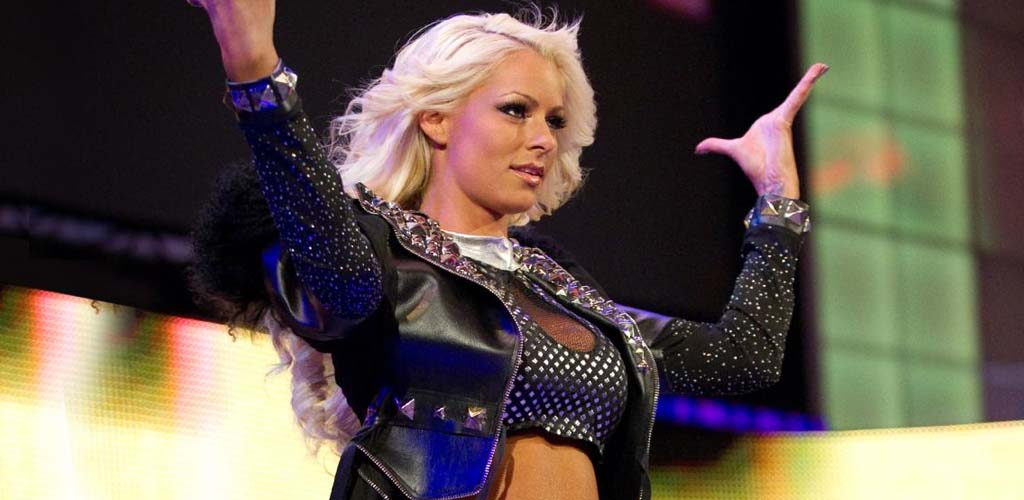 Maryse makes surprise appearance on Raw