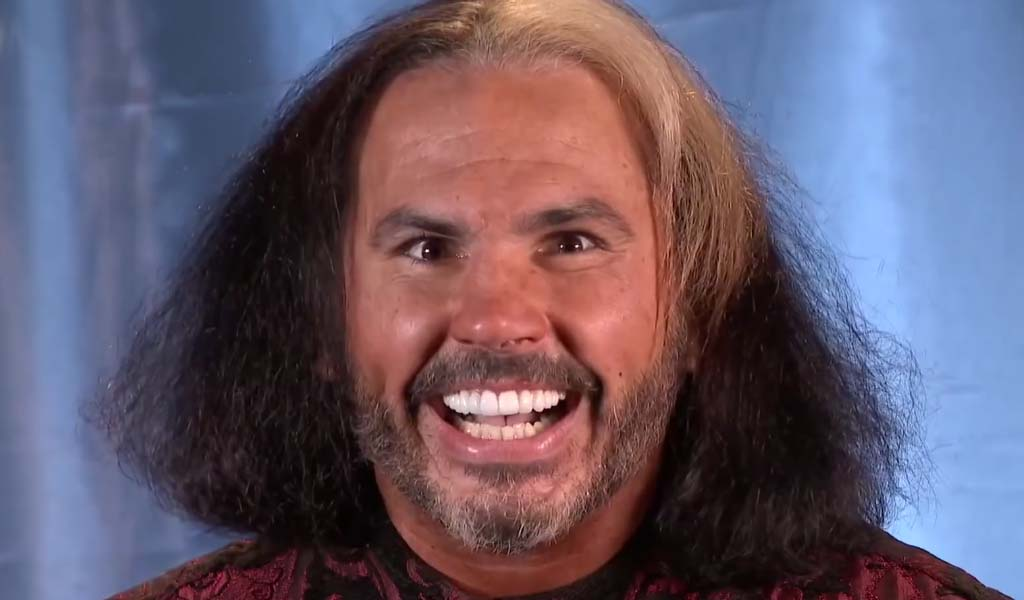 Did Matt Hardy just drop another hint on where he is going?