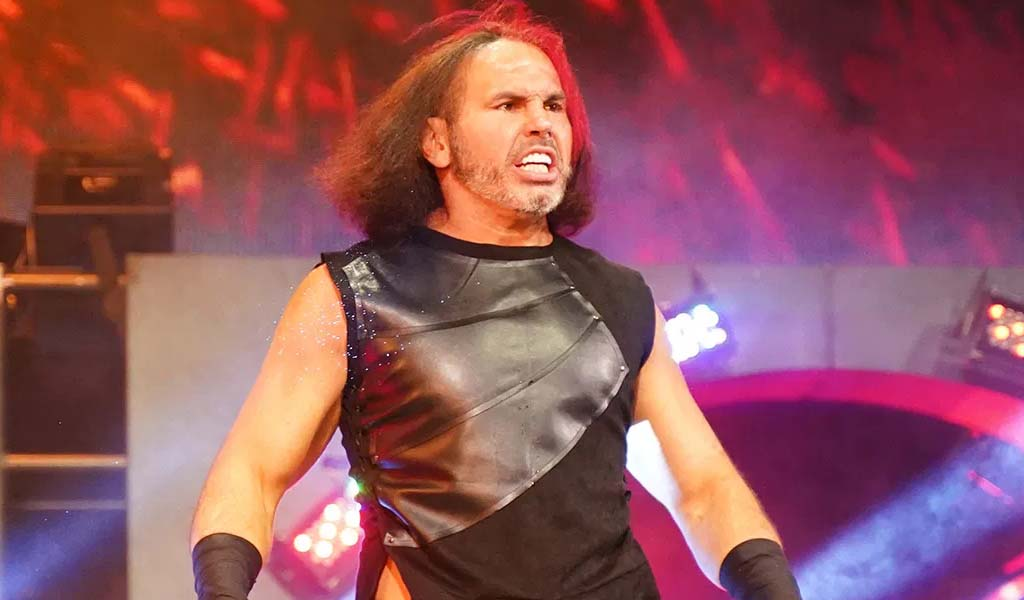 Matt Hardy addresses injury from All Out, vows to chase AEW World title when cleared
