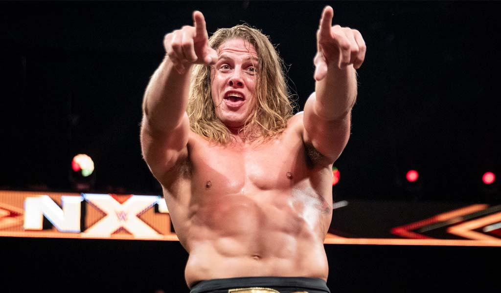 Matt Riddle added to Madison Square Garden non-televised live event